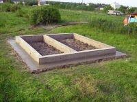 Подробнее: Ленточный фундамент для бревенчатого сруба бани